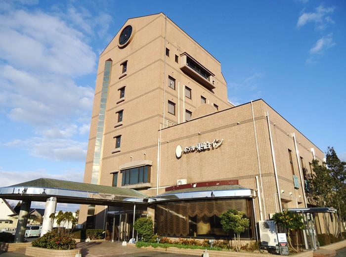 ホテル 東伯イン